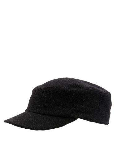 DeFacto Kışlık Şapka Antrasit